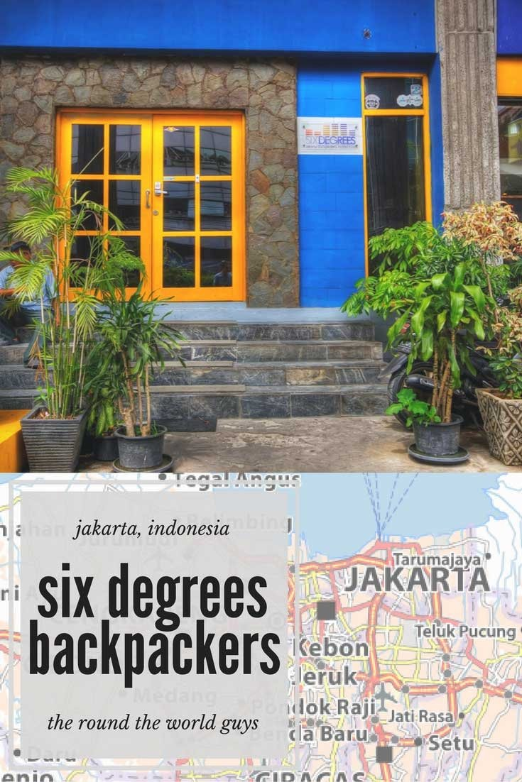 Six Degrees Backpackers Hostel A Destination Hostel In Jakarta