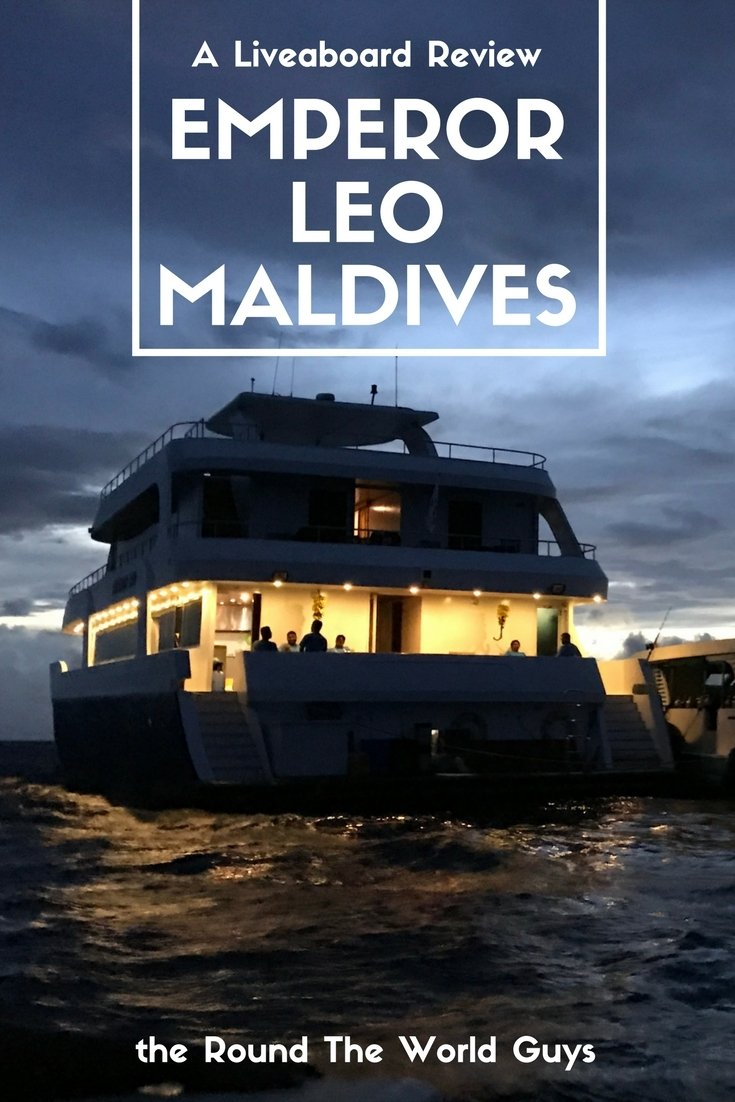 Emperor Leo Liveaboard Review