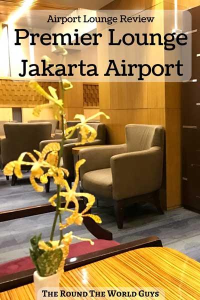 Premier Lounge Jakarta