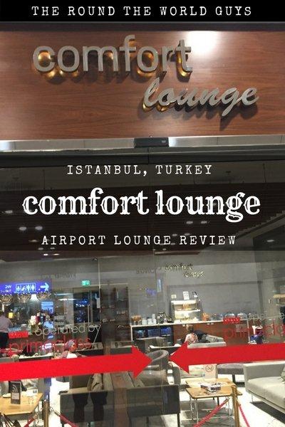 Comfort lounge Istanbul
