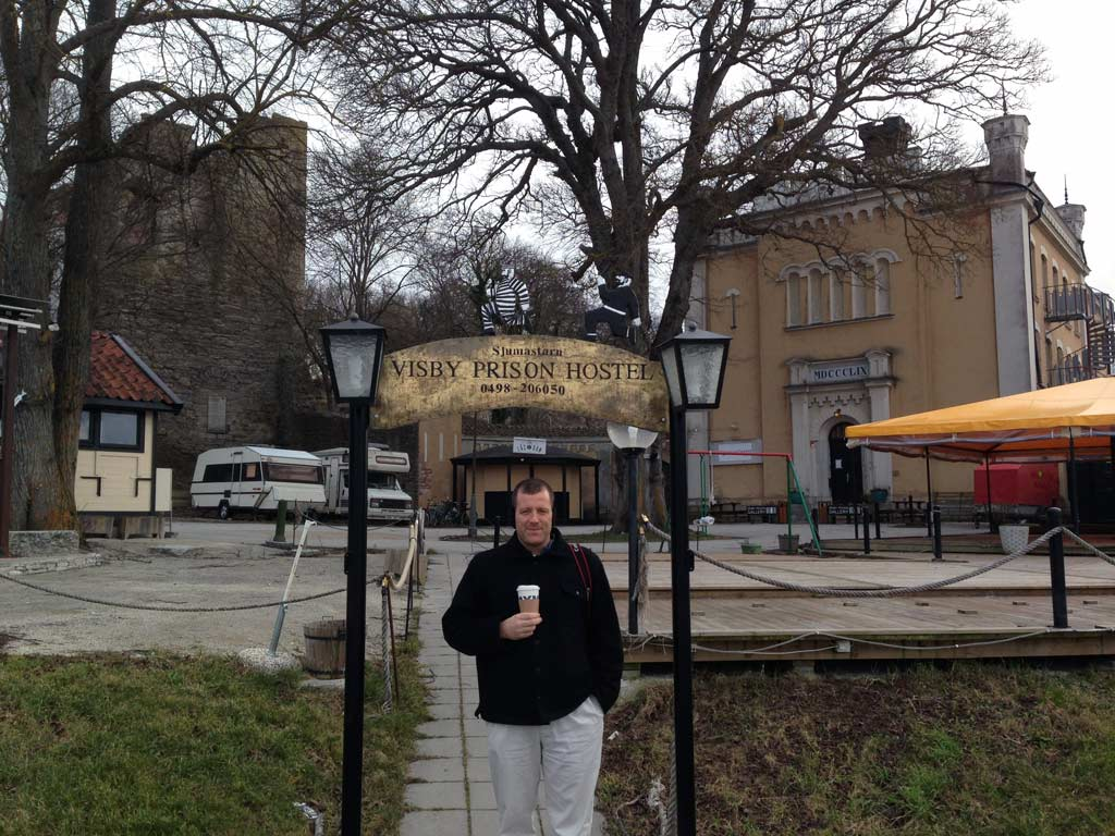 things to do in visby - visby prison hostel