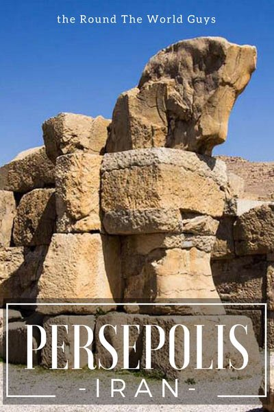 Highlights of Persepolis