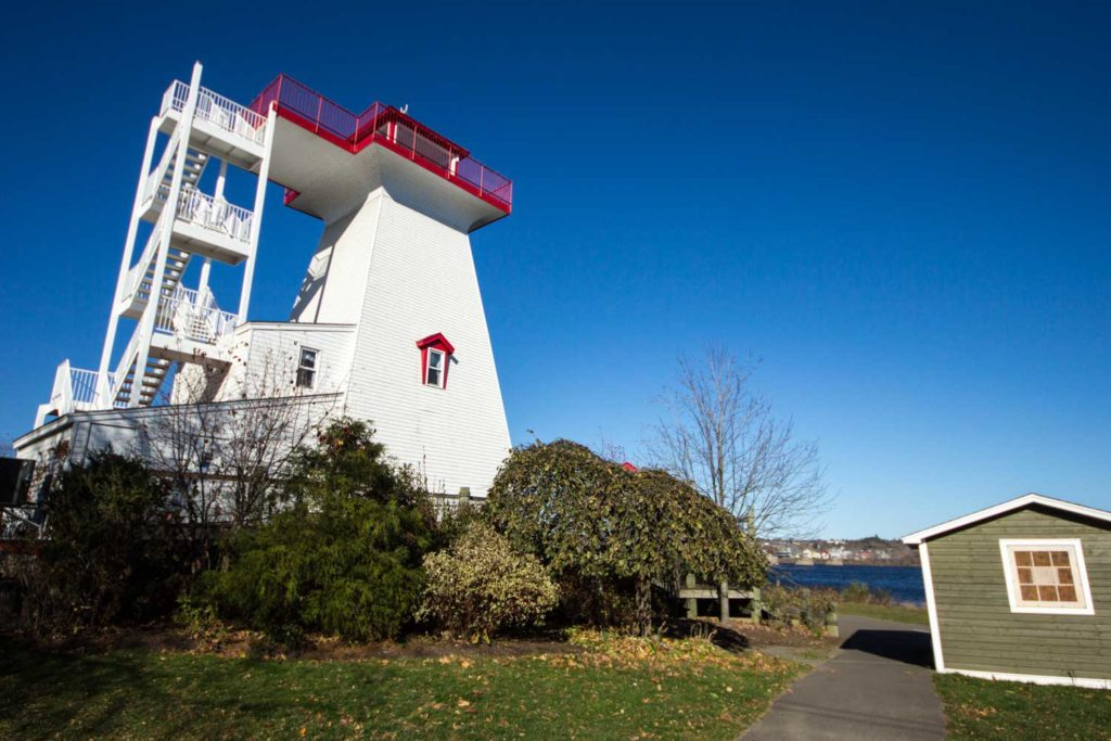 Things to do in Fredericton: The Fredericton Lighthouse