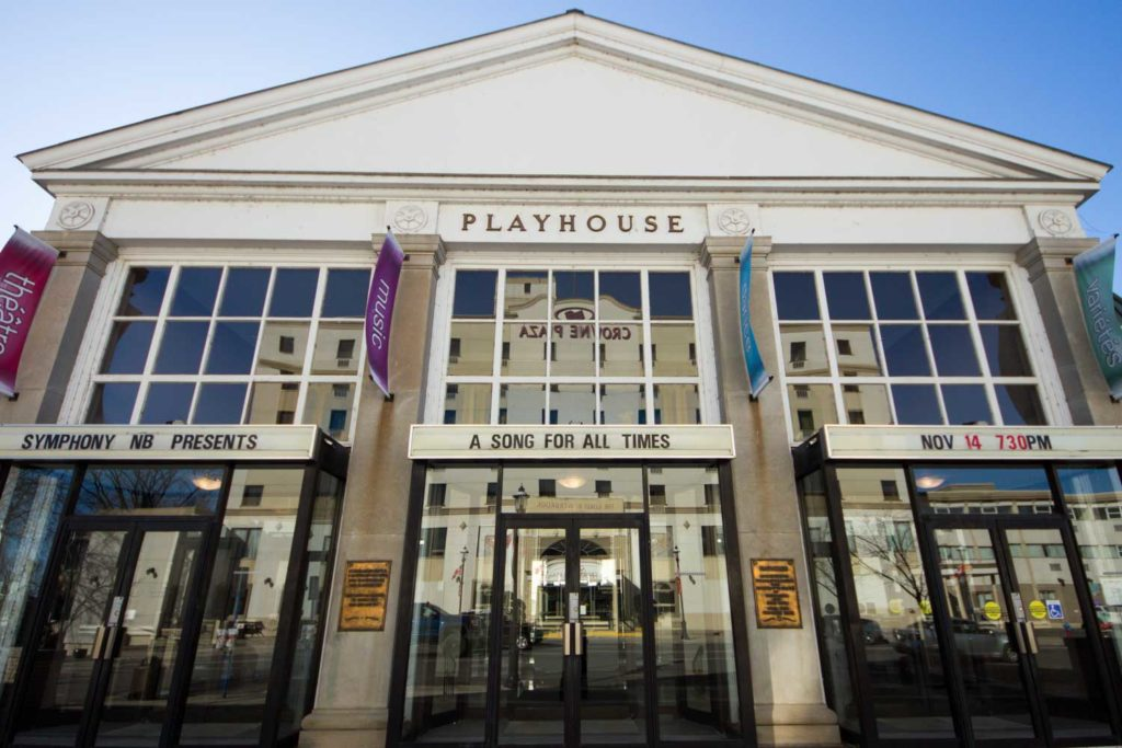 Things to do in Fredericton: The Playhouse in Fredericton