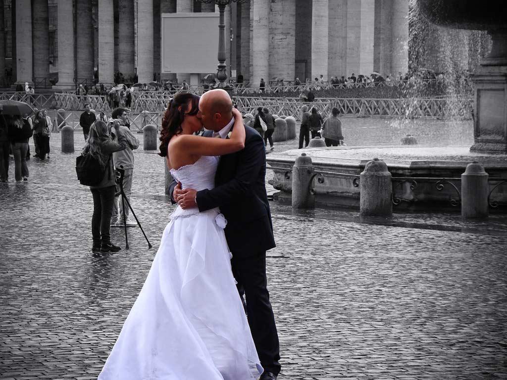 vatican city tours - sposi novelli