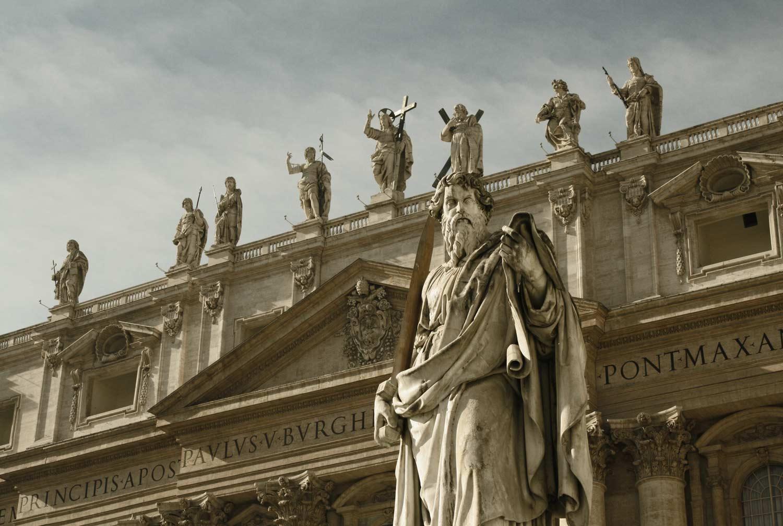 vatican city tours - st peters basilica