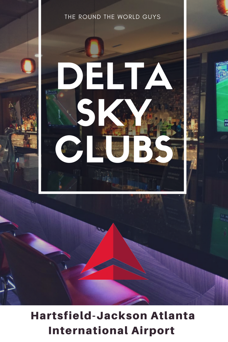 Traveling through Atlanta? Here's everything you need to know about Delta's network of Sky Clubs at Hartsfield-Jackson Atlanta International Airport