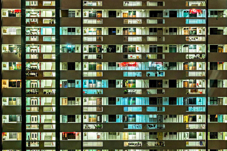Singapore cultures - Public housing
