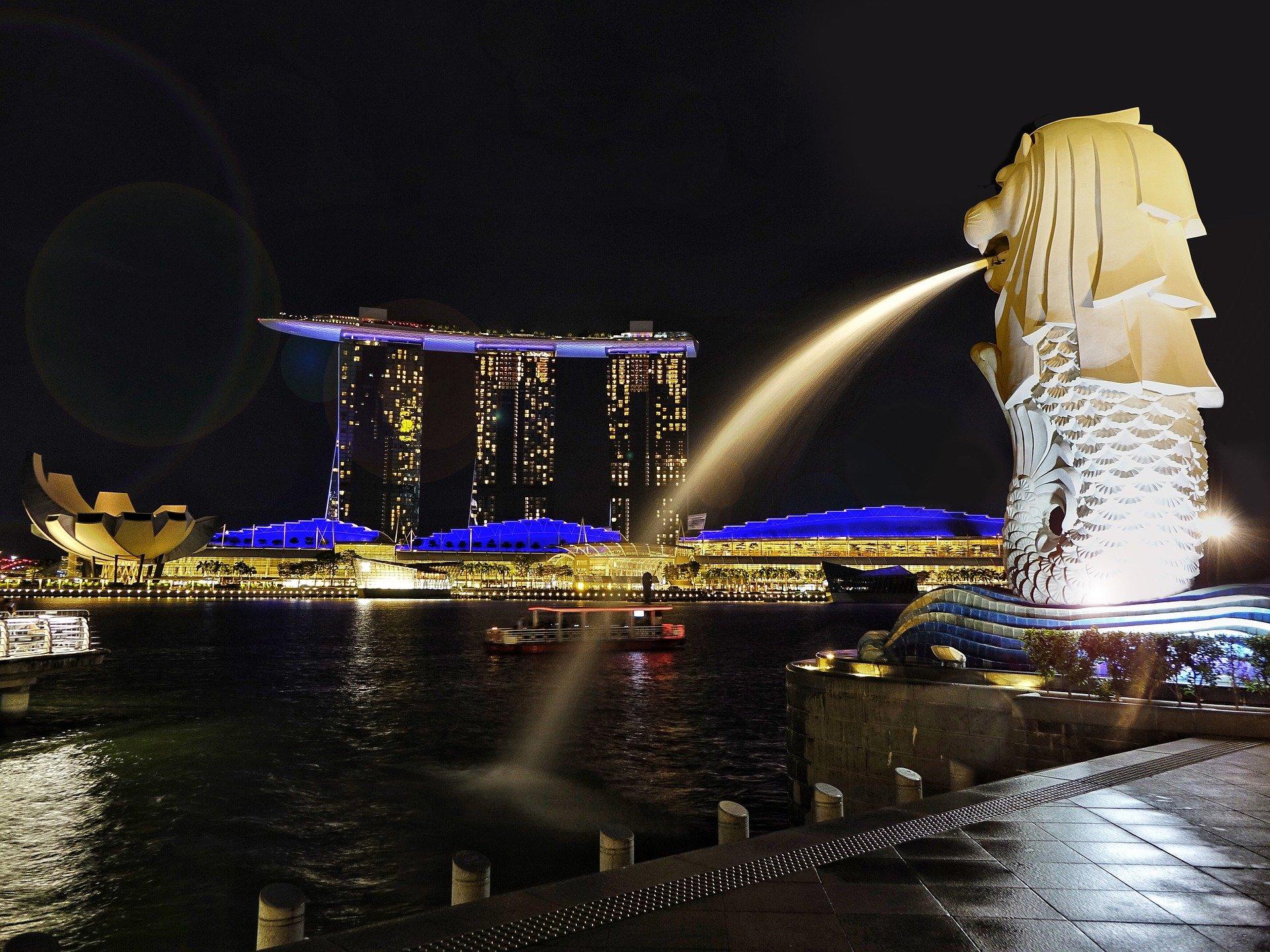 Singapore culture - River