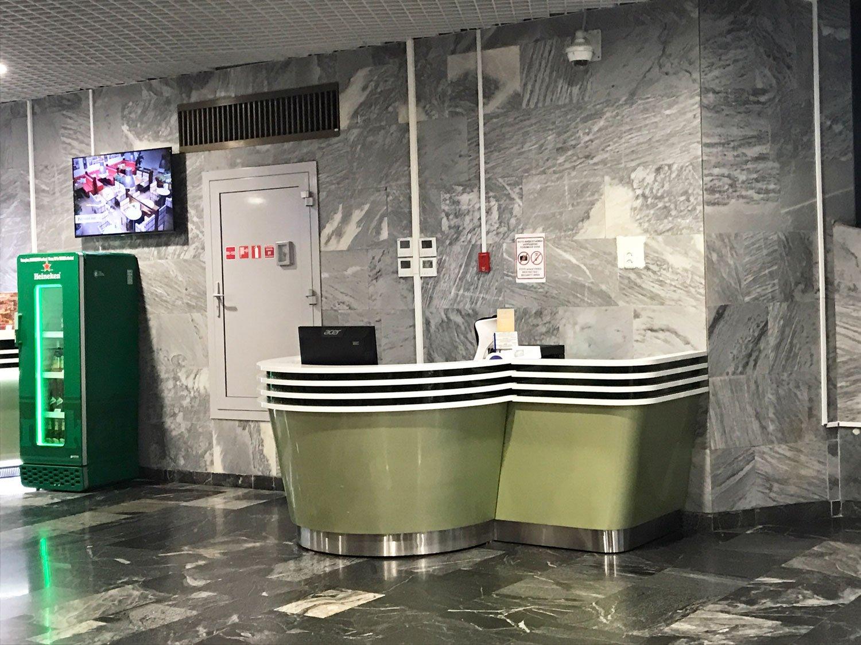 business lounge minsk front desk
