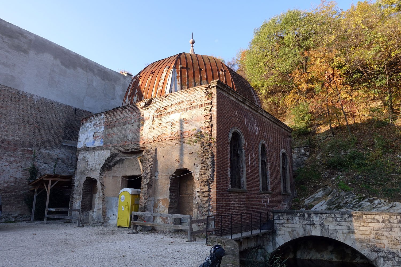 budapest molnar janos cave turkish powder mill
