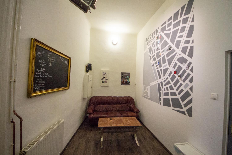 Hopstel BeerHotel - foyer