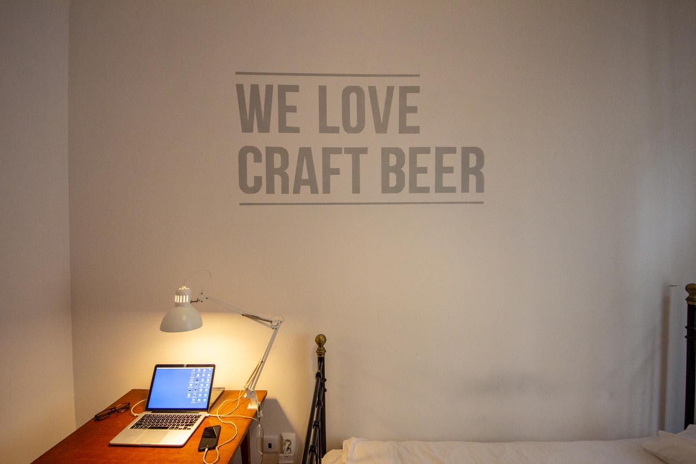 """Hopstel BeerHotel - """"We Love Craft Beer"""""""