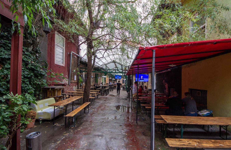 Hopstel BeerHotel - Pub area