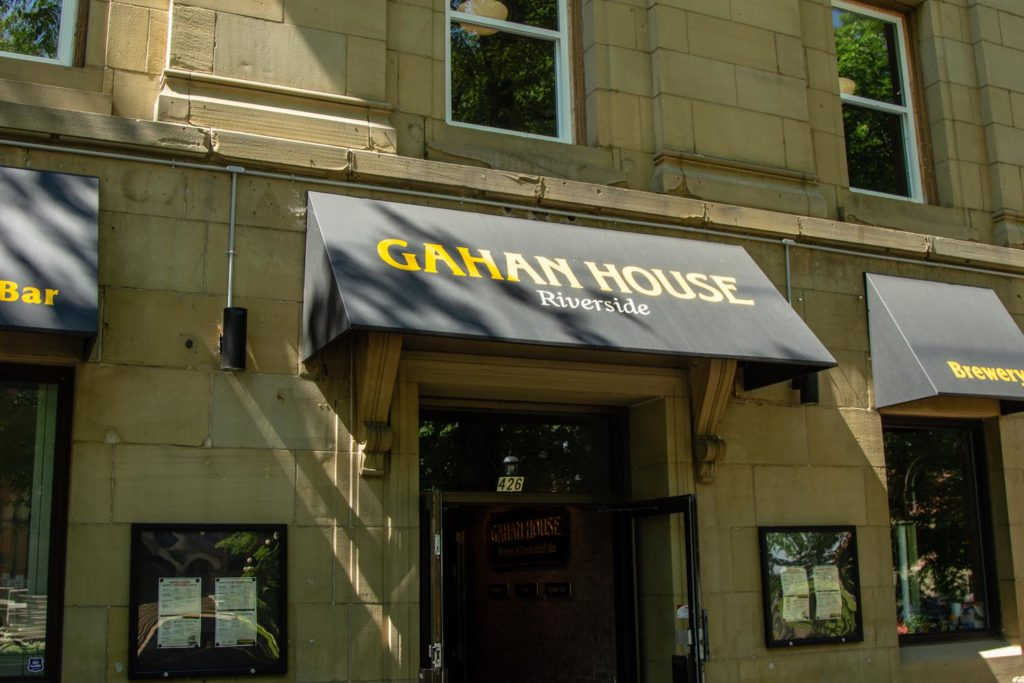 Best craft beer in Fredericton - Gahan House