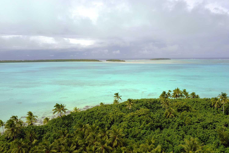 Aitutaki culture lagoon