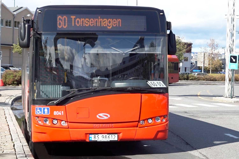 Oslo bus