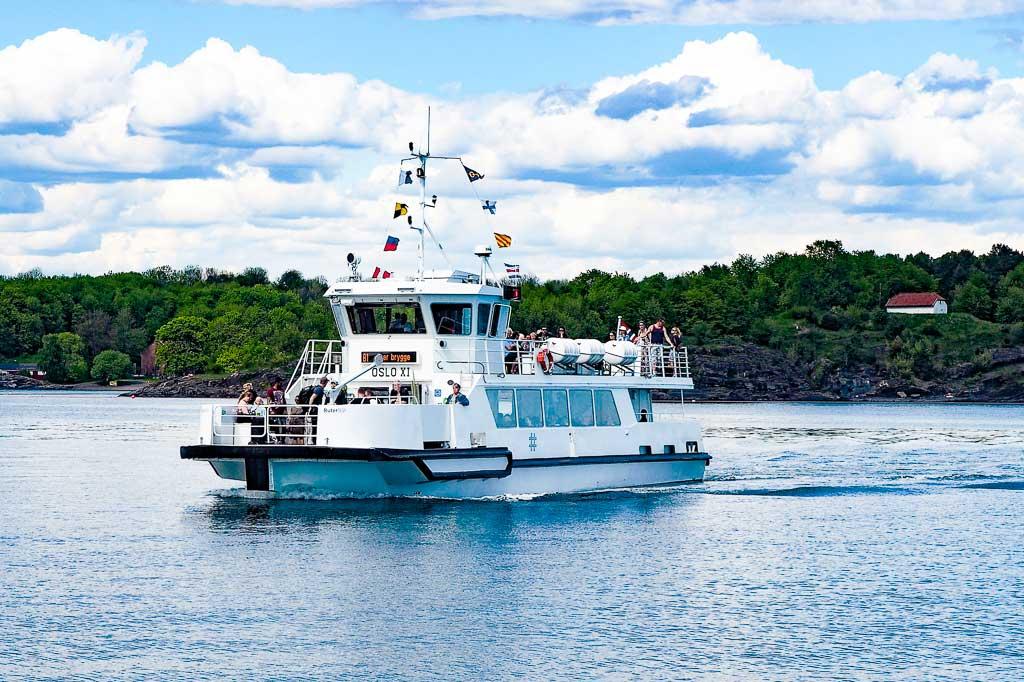 Oslo ferry
