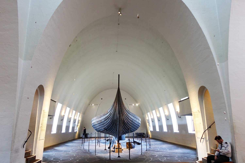 Oslo Viking Ship Museum