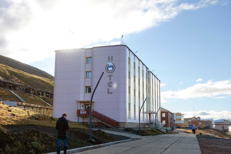 Svalbard Hotel - Barentsburg hotel