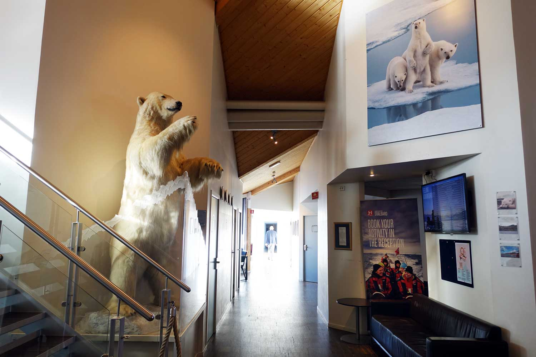 Svalbard Hotel - Radisson Blu Polar Hotel